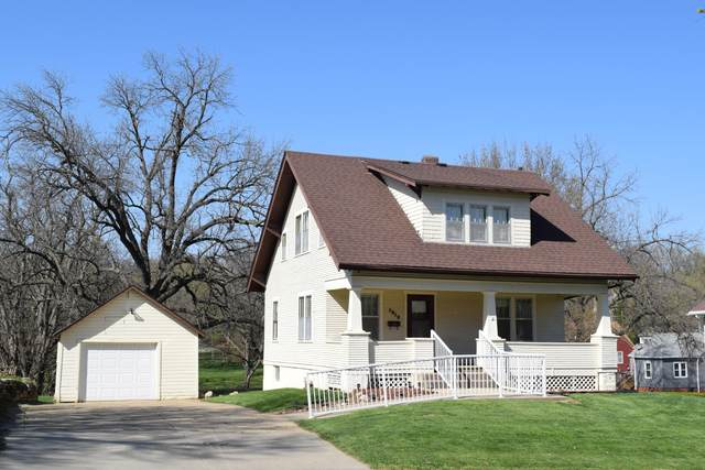 1212 Willow Street, HARLAN, IA 51537 (MLS #21-551) :: Berkshire Hathaway Ambassador Real Estate