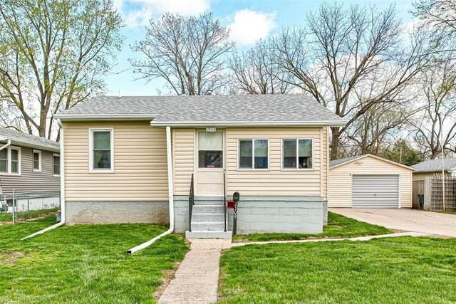 2309 S 12TH Street, COUNCIL BLUFFS, IA 51501 (MLS #21-563) :: Berkshire Hathaway Ambassador Real Estate