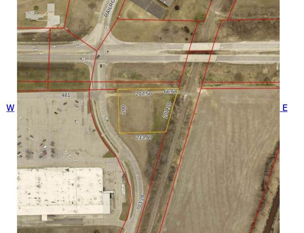 1.12 ACRES Hwy 6 & Railroad Ave, COUNCIL BLUFFS, IA 51503 (MLS #20-293) :: Stuart & Associates Real Estate Group