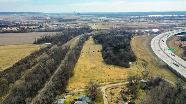 10 ACRES Section 6-74-43, COUNCIL BLUFFS, IA 51503 (MLS #21-309) :: Berkshire Hathaway Ambassador Real Estate