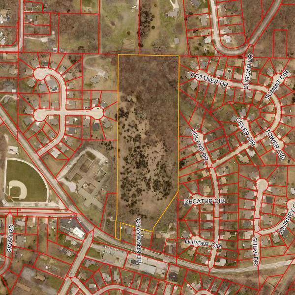 15.52 Acres Mcpherson Avenue, COUNCIL BLUFFS, IA 51503 (MLS #19-1888) :: Stuart & Associates Real Estate Group