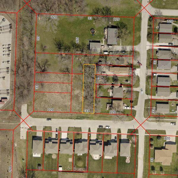 LOT # 12, COUNCIL BLUFFS, IA 51503 (MLS #21-1024) :: Berkshire Hathaway Ambassador Real Estate