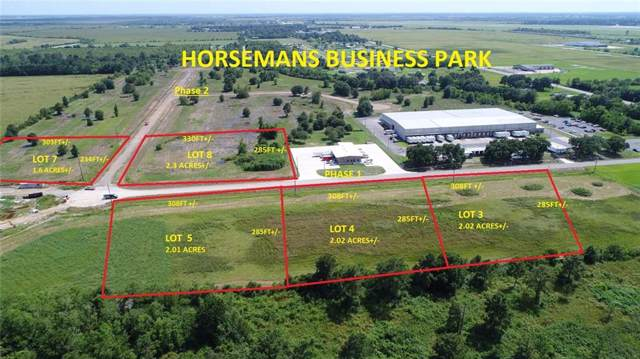 7 Horseman Drive, Lake Charles, LA 70615 (MLS #129402) :: Robin Realty