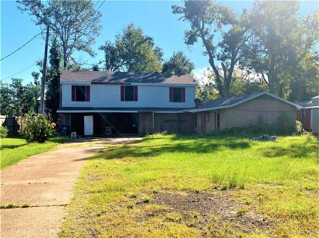 1412 Carol Street, Sulphur, LA 70663 (MLS #SWL21009375) :: Robin Realty