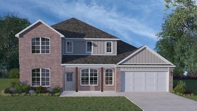 8121 Kinslee Lane, Iowa, LA 70647 (MLS #SWL21009399) :: Robin Realty