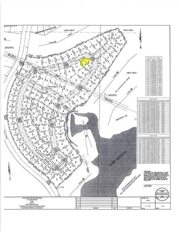 6401 W White Oleander Circle, Lake Charles, LA 70605 (MLS #152229) :: Robin Realty