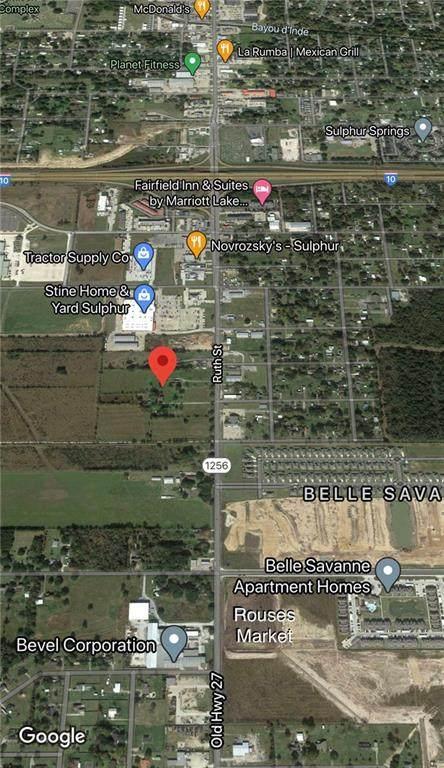 3200 S Hwy 27 Highway, Sulphur, LA 70665 (MLS #192019) :: Robin Realty