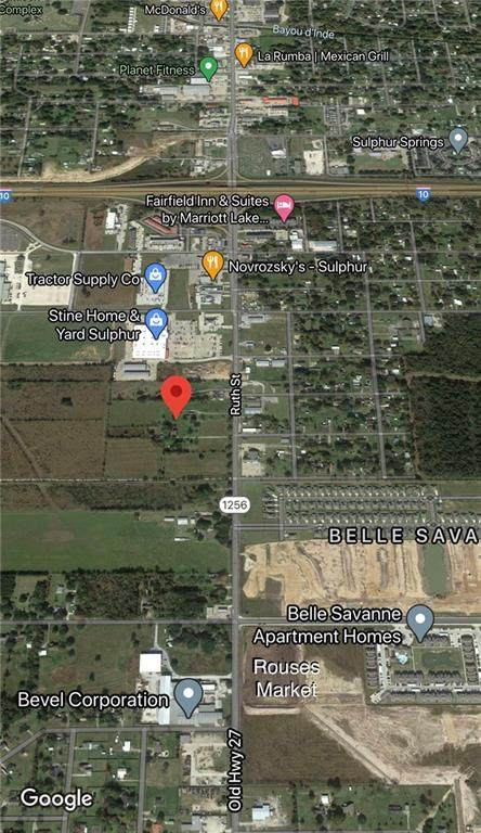 3044 S Hwy 27 Highway, Sulphur, LA 70665 (MLS #192021) :: Robin Realty