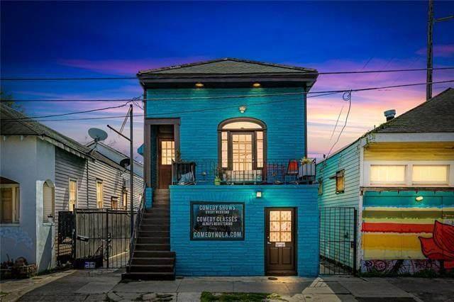 2706 Saint Claude Avenue, New Orleans, LA 70117 (MLS #NAB21002876) :: Robin Realty