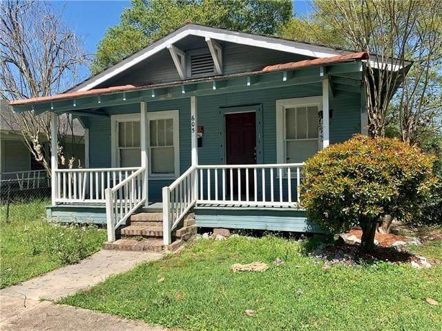 605 Huron Avenue, Bogalusa, LA 70427 (MLS #NAB21002947) :: Robin Realty
