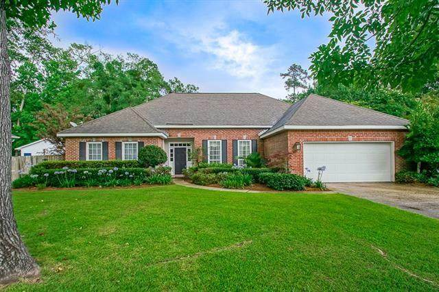 16232 Indian Point Drive, Madisonville, LA 70447 (MLS #NAB21003488) :: Robin Realty