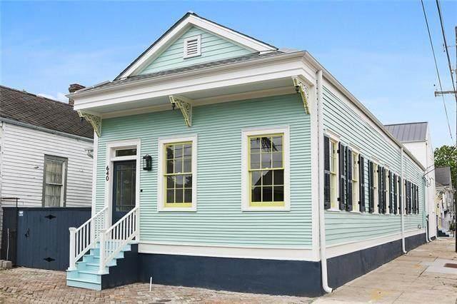 640 Pauline Street, New Orleans, LA 70117 (MLS #NAB21004539) :: Robin Realty