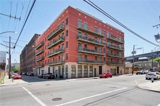 450 John Churchill Chase Street #502, New Orleans, LA 70130 (MLS #NAB21005995) :: Robin Realty