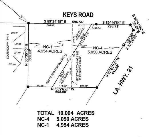 Keys Road, Madisonville, LA 70447 (MLS #NAB21008964) :: Robin Realty