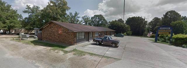 1231 Jeane Chapel Road, Leesville, LA 71446 (MLS #SWL21000641) :: Robin Realty