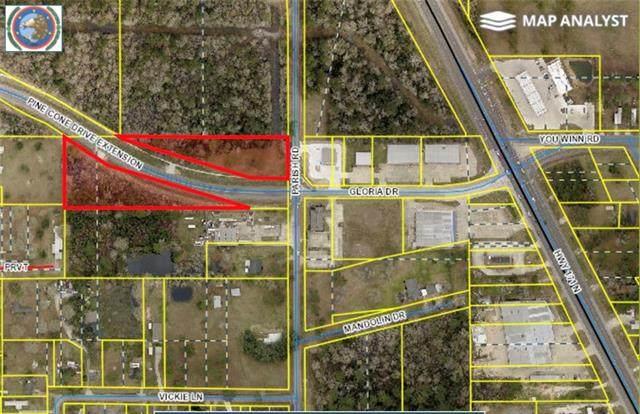 879 Parish, Moss Bluff, LA 70611 (MLS #SWL21000776) :: Robin Realty