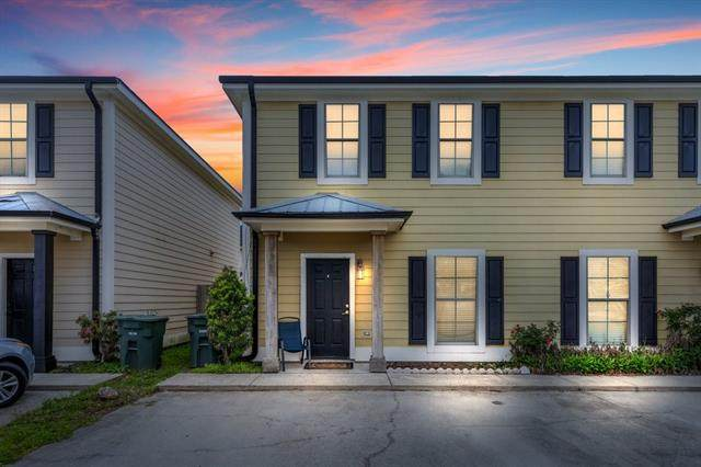 1720 Mignonette Lane B, Lake Charles, LA 70605 (MLS #SWL21000794) :: Robin Realty