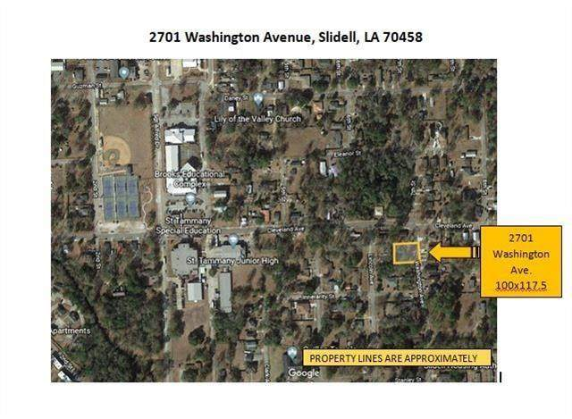 2701 Washington Avenue, Slidell, LA 70458 (MLS #SWL21001264) :: Robin Realty