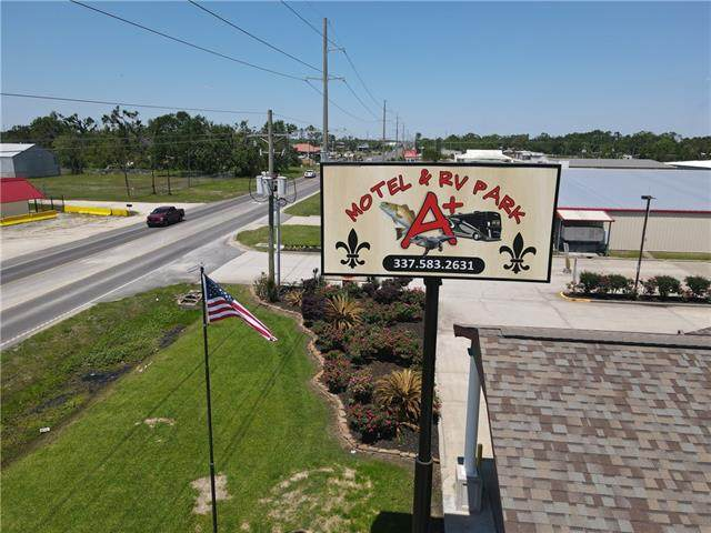 4631 Highway 27 Highway, Sulphur, LA 70665 (MLS #SWL21001266) :: Robin Realty