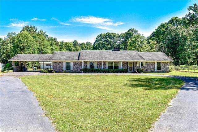 13811 Highway 112, Elizabeth, LA 70638 (MLS #SWL21001566) :: Robin Realty