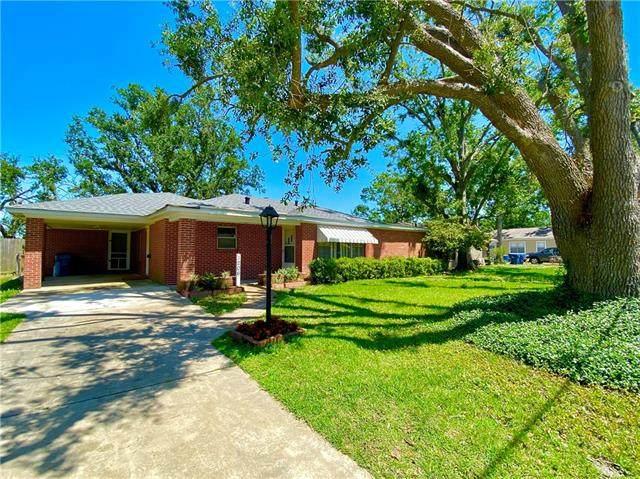 1206 E Kent Drive, Sulphur, LA 70663 (MLS #SWL21001848) :: Robin Realty