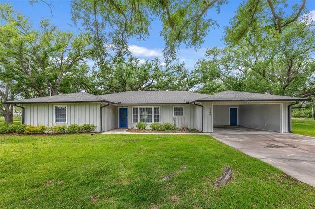 1100 Beachcomber Road, Sulphur, LA 70665 (MLS #SWL21002169) :: Robin Realty