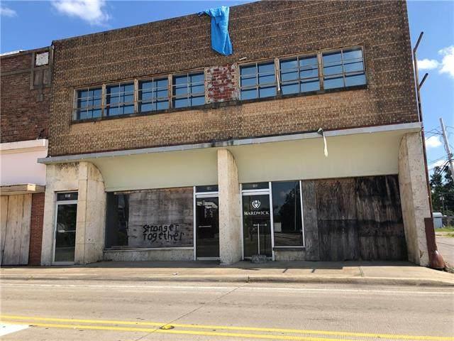 103 E Fourth Street, DeQuincy, LA 70633 (MLS #SWL21003573) :: Robin Realty