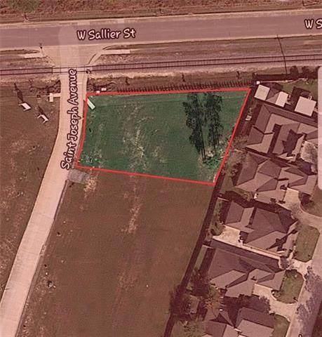 St Joseph Avenue, Lake Charles, LA 70601 (MLS #182376) :: Robin Realty