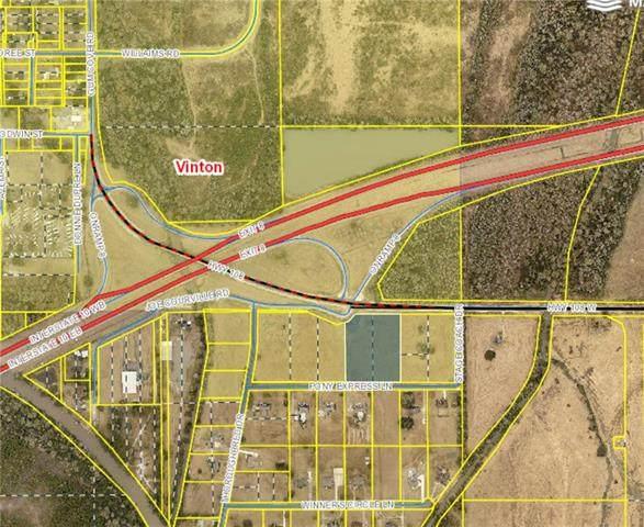 Pony Express Way, Vinton, LA 70668 (MLS #183660) :: Robin Realty