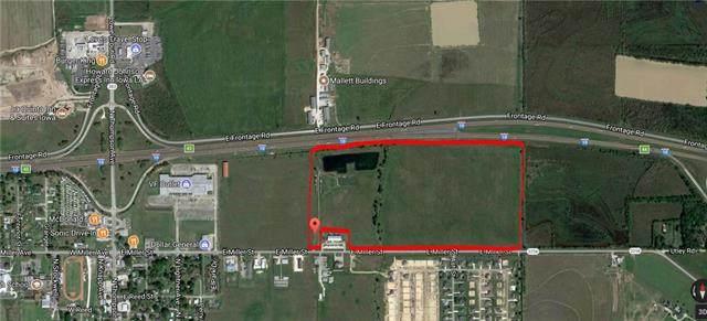 Miller (509 Frontage Rd.) Avenue, Iowa, LA 70647 (MLS #185818) :: Robin Realty