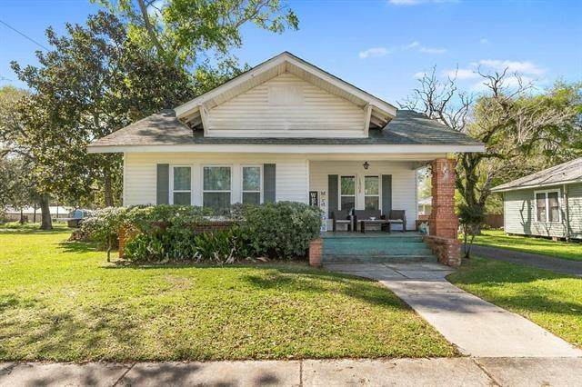 1508 Horridge Street, Vinton, LA 70668 (MLS #189303) :: Robin Realty