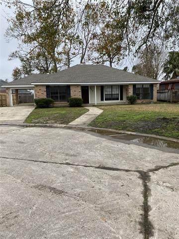 513 S Trailwood Drive, Sulphur, LA 70663 (MLS #194135) :: Robin Realty