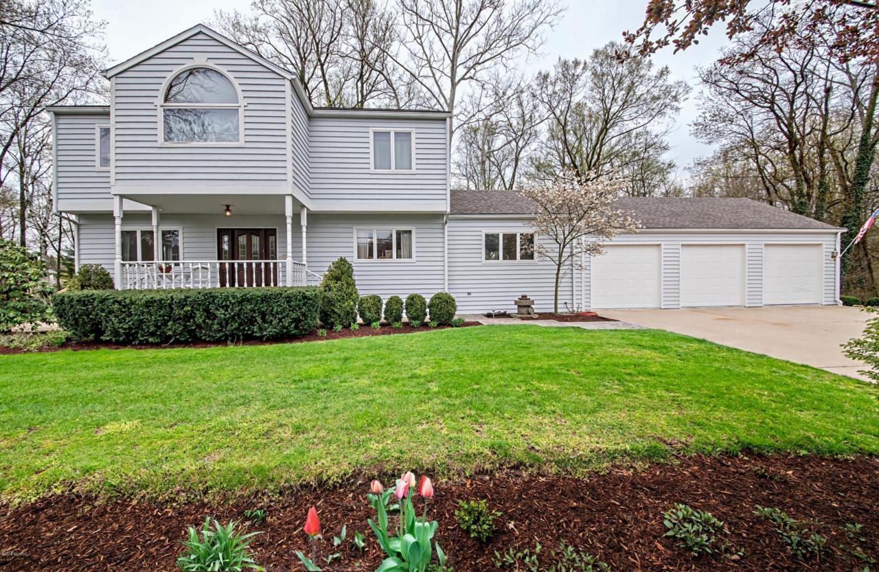1410 Marquette Woods Road - Photo 1