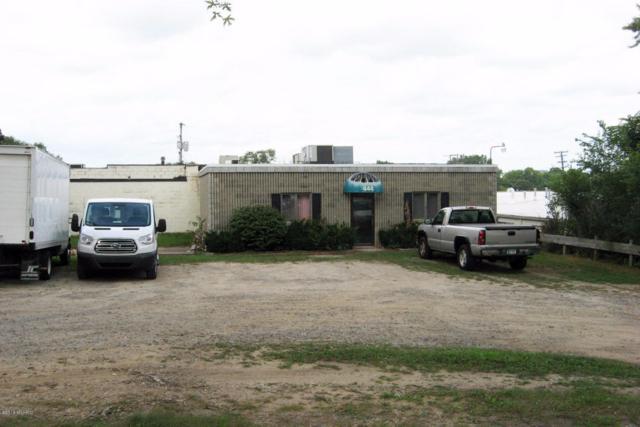 444 E South Street, Jackson, MI 49203 (MLS #16051115) :: Deb Stevenson Group - Greenridge Realty