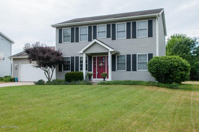 1143 N Peach Court, Plainwell, MI 49080 (MLS #17029482) :: Matt Mulder Home Selling Team