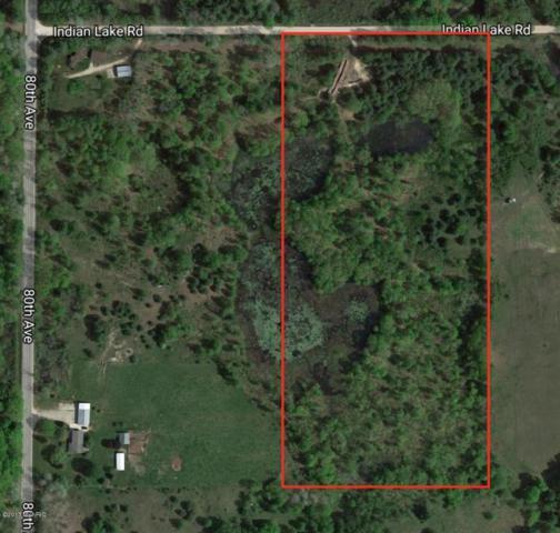 Parcel B 10 Mile Road, Evart, MI 49631 (MLS #17036918) :: JH Realty Partners