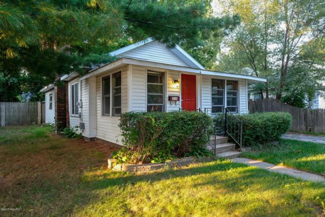308 Fairfax Avenue, Kalamazoo, MI 49001 (MLS #17040361) :: Carlson Realtors & Development