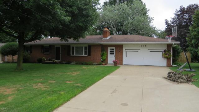 715 Brookside, Otsego, MI 49078 (MLS #17041291) :: Matt Mulder Home Selling Team