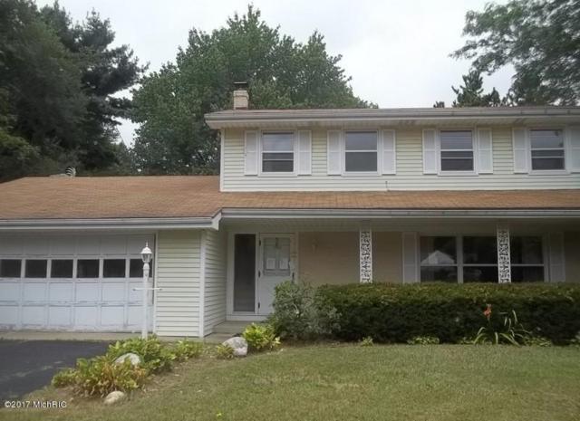 5982 Horizon Heights Drive, Kalamazoo, MI 49009 (MLS #17041389) :: Matt Mulder Home Selling Team