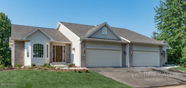 120 Round Hill Road #18, Kalamazoo, MI 49009 (MLS #17041602) :: Matt Mulder Home Selling Team