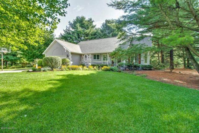 130 Pheasantwood Trail, Battle Creek, MI 49017 (MLS #17041656) :: Matt Mulder Home Selling Team