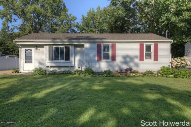 4505 Westgate Avenue NW, Comstock Park, MI 49321 (MLS #17041692) :: Matt Mulder Home Selling Team