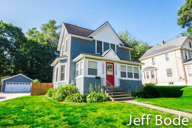 107 Inkster Avenue, Kalamazoo, MI 49001 (MLS #17043529) :: Carlson Realtors & Development