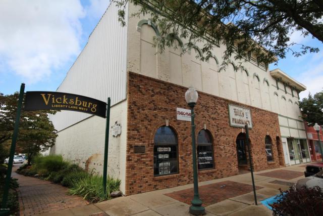 104,106-110 S Main Street, Vicksburg, MI 49097 (MLS #17045888) :: Carlson Realtors & Development