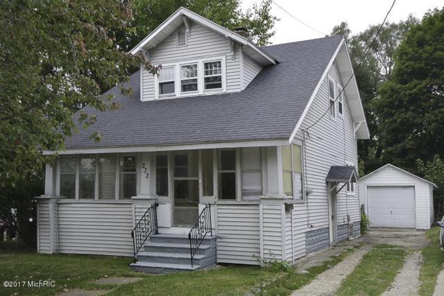 232 W Cork Street, Kalamazoo, MI 49001 (MLS #17046878) :: Carlson Realtors & Development