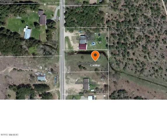 00 S 39 Road, Cadillac, MI 49601 (MLS #17047754) :: Carlson Realtors & Development