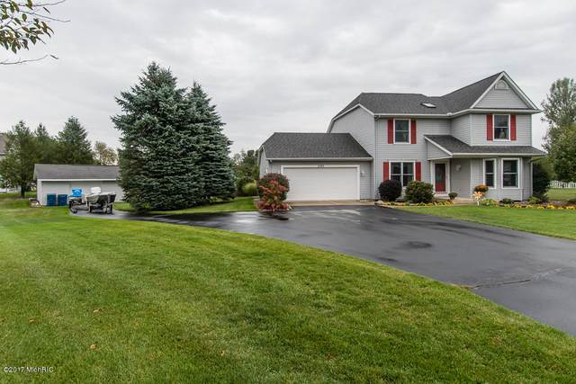 5593 Arbor Pointe Circle, Kalamazoo, MI 49009 (MLS #17047814) :: Carlson Realtors & Development