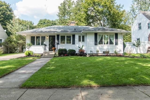 1227 Lakeway Avenue, Kalamazoo, MI 49001 (MLS #17048389) :: Carlson Realtors & Development