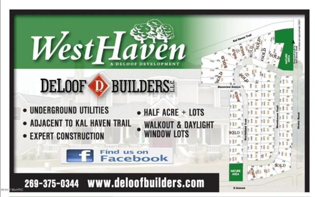 3438 Northfield Trail Site 25, Kalamazoo, MI 49009 (MLS #17050667) :: Matt Mulder Home Selling Team