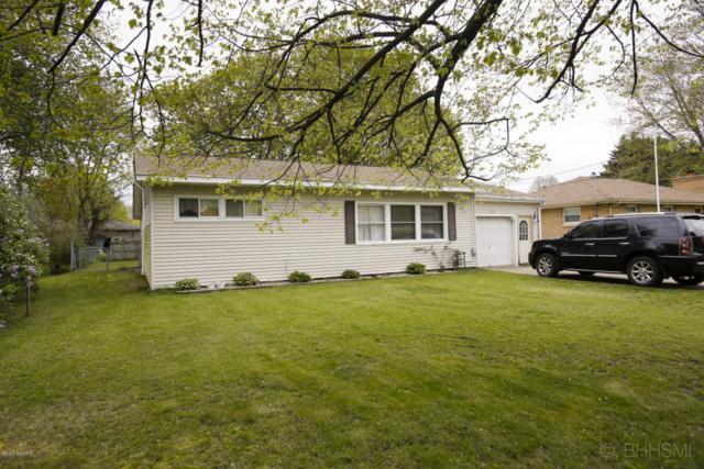 719 Howard Street, Otsego, MI 49078 (MLS #17052342) :: Matt Mulder Home Selling Team